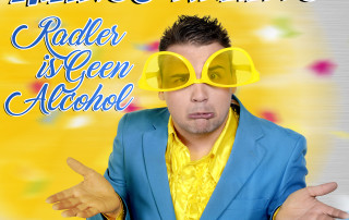 MARCO KRAATS - Radler Is Geen Alchohol