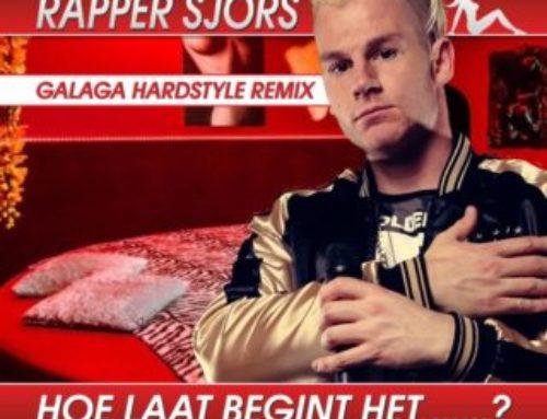 Rapper Sjors yeah!
