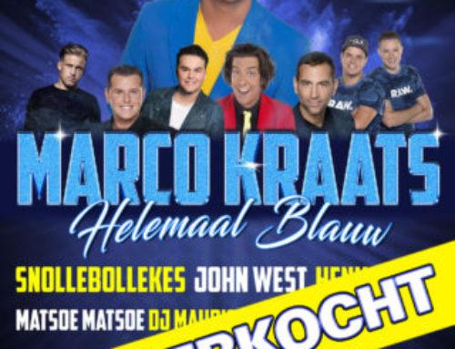 Concert Kraats uitverkocht!