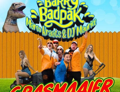 Dansje met Marco Kraats en Barry Badpak
