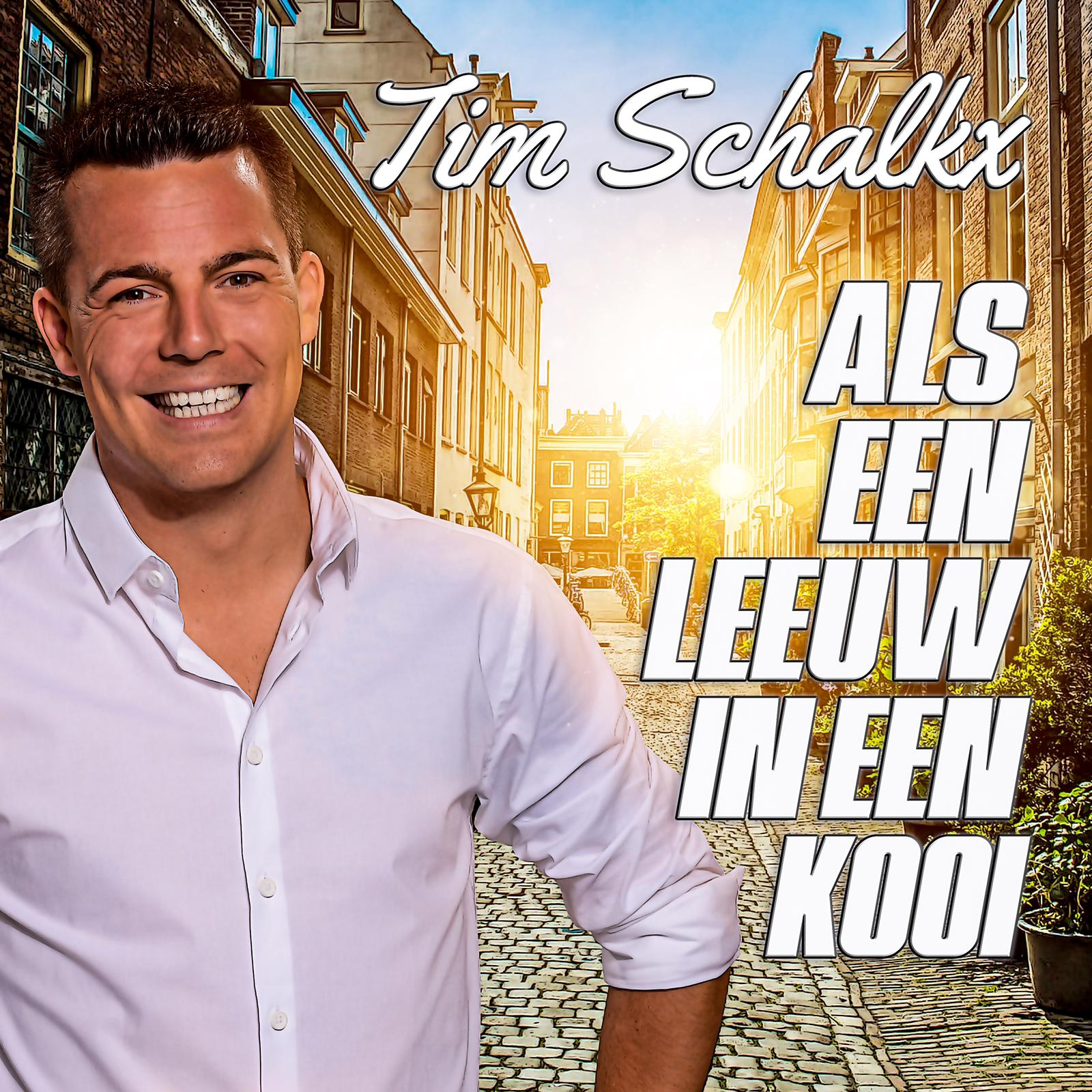 Nieuwe single Tim Schalkx